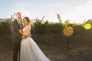 Kit and Steven's Napa Wedding